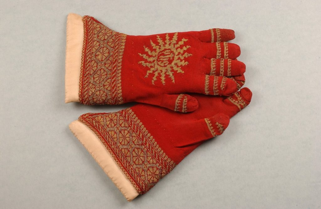 Ecclesiastical gloves